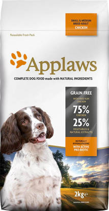 Picture of Applaws Dry Dog Food -  Chicken 2kg