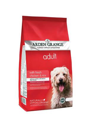 Picture of Arden Grange Adult Chicken & Rice 12kg