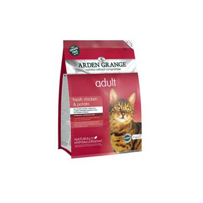 Picture of Arden Grange Cat Gluten Free - Chicken 400g
