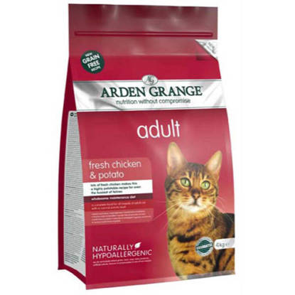 Picture of Arden Grange Cat Gluten Free Chicken 4kg