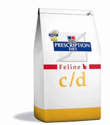 Picture of Hills C/D Feline Chicken 5kg