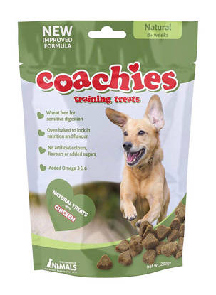 Picture of COACHIES NATURAL TRAIN TREAT C