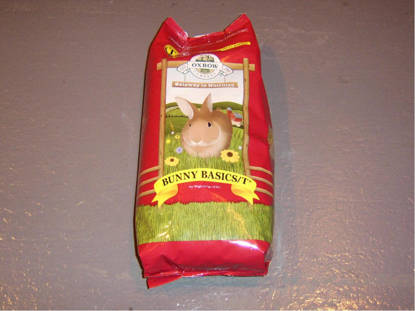 Picture of OXBOW BUNNY BASICS ADULT (10LB