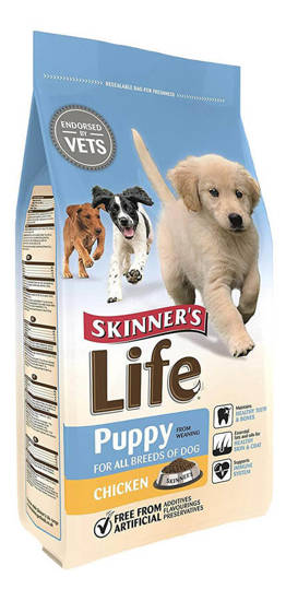 Picture of SKINNERS LIFE PUPPY CHICKEN