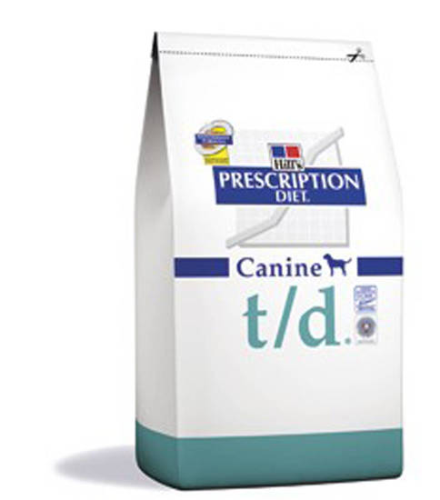 Picture of Hills T/D Canine 3kg