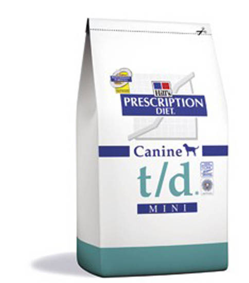 Picture of Hills T/D Canine Mini 3kg
