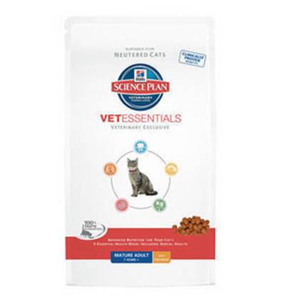 Picture of Hills VetEssentials Feline Mature 7+ Adult 1.5kg