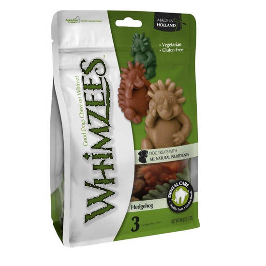 Picture of WHIMZEES HEDGEHOG TREATS XLGE