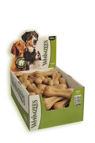 Picture of WHIMZEES RICE BONE TREATS