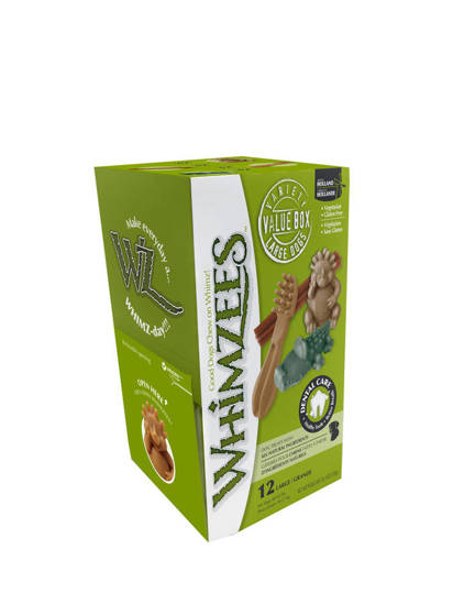 Picture of WHIMZEES VARIETY BOX MED