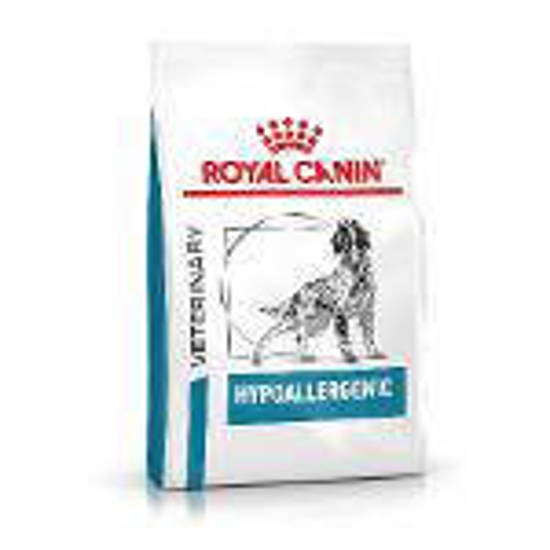 Picture of Royal Canin Dog Hypoallergenic Dry 2kg